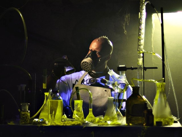 Leon Fuller – My Anarchy 2014