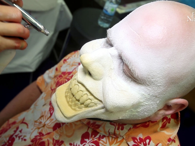 Behind the Make Up – Horror Nights